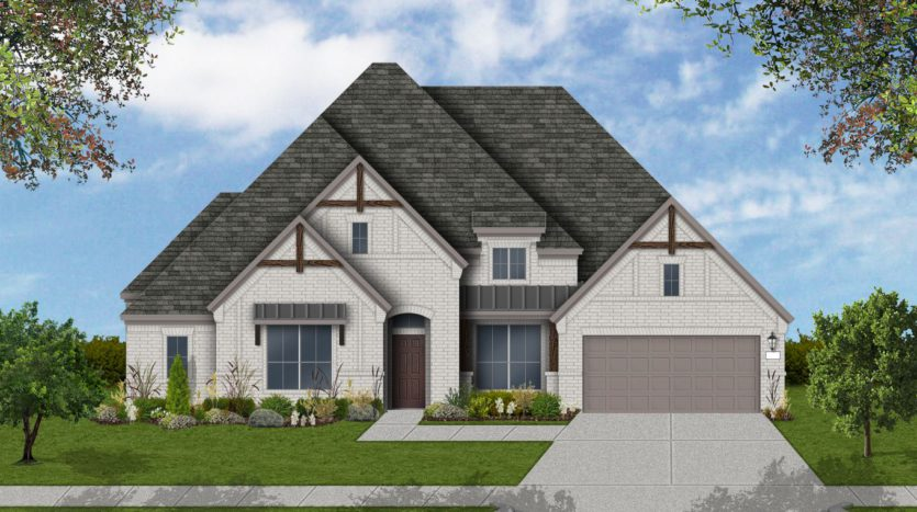 Coventry Homes Waterbrook subdivision 740 Waterbrook Pkwy Argyle TX 76226