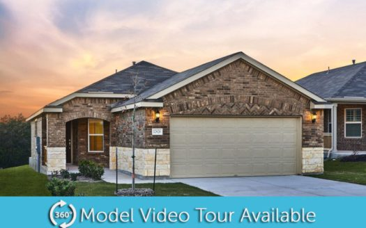 Del Webb Del Webb at Trinity Falls subdivision 901 Cormorant Drive McKinney TX 75071