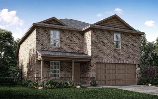 Lennar Avery Pointe Watermill subdivision 1412 Deerfield Anna TX 75409