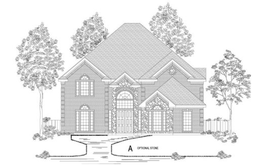 First Texas Homes Somerset subdivision 2704 Ashmont Way Mansfield TX 76084