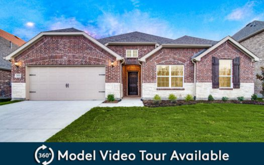 Pulte Homes Grayhawk Park subdivision 2403 Tawakoni Drive Wylie TX 75098