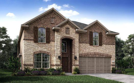 Lennar Lakewood Hills East & West subdivision 3252 Lakewood Hills Drive Carrollton TX 75010