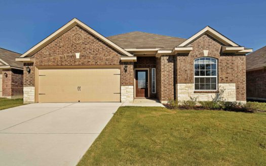 LGI Homes Beaver Creek subdivision 4709 Conley Lane Denton TX 76207