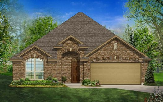 Bloomfield Homes Heartland subdivision 4015 Logan Dr. Forney TX 75126