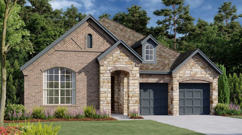 Ashton Woods Western Ridge subdivision 6812 Switchback Trail North Richland Hills TX 76182