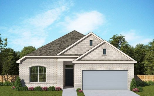 David Weekley Homes Mustang Lakes - Classic Series subdivision 2620 Maverick Way Celina TX 75009