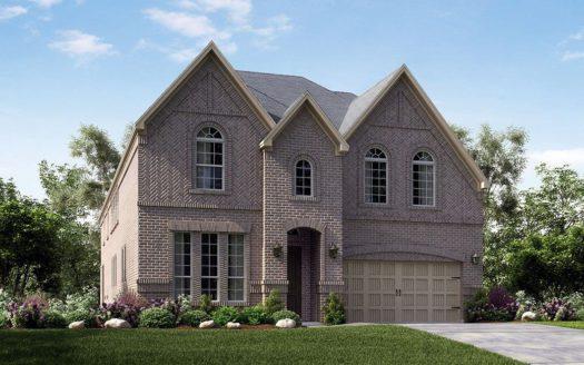 Village Builders Parkside 50's subdivision 7029 Arches Avenue Irving TX 75063