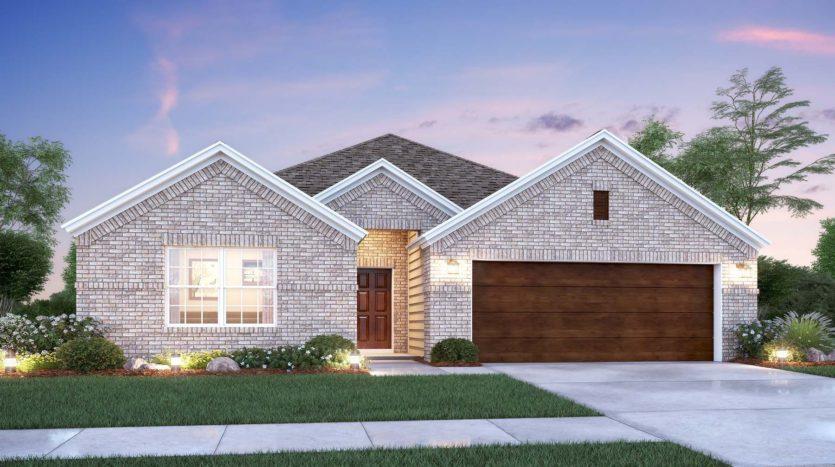M/I Homes Light Farms subdivision 2923 Barefoot Lane Celina TX 75009