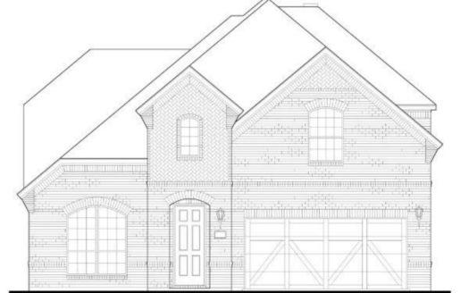 American Legend Homes The Grove Frisco - 55s subdivision 15397 Viburnum Road Frisco TX 75035