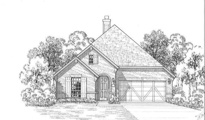 American Legend Homes Star Trail - 55s subdivision 960 Shooting Star Drive Prosper TX 75078
