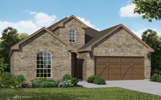 American Legend Homes Union Park - 50s subdivision 5104 Union Park Blvd. Aubrey TX 76227