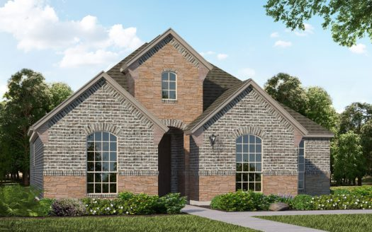 American Legend Homes Prairie View - 55s subdivision 13607 Fieldcrest Road Frisco TX 75035