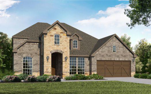 American Legend Homes Prairie View - 65s subdivision 12509 Burnt Prairie Lane Frisco TX 75035