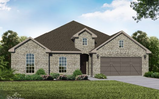 American Legend Homes Lilyana - 74s subdivision 1705 Snapdragon Court Prosper TX 75078
