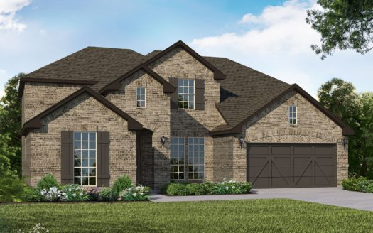American Legend Homes Canyon Falls - 60s subdivision 4113 Silver Lace Lane Northlake TX 76226