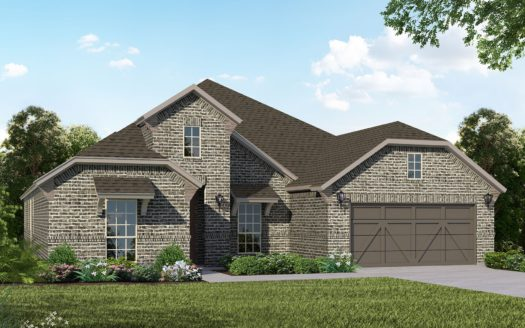 American Legend Homes Lilyana - 74s subdivision 4108 Indian Grass Prosper TX 75078