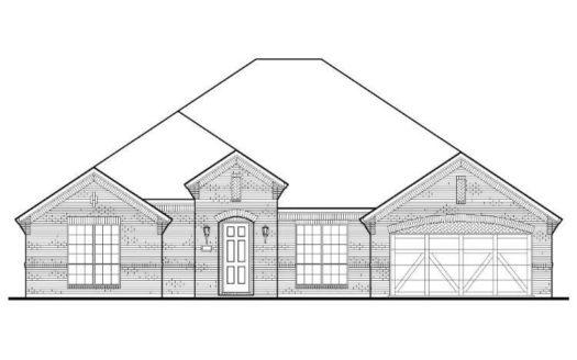American Legend Homes Lilyana - 74s subdivision 4432  Sunflower Lane Prosper TX 75078