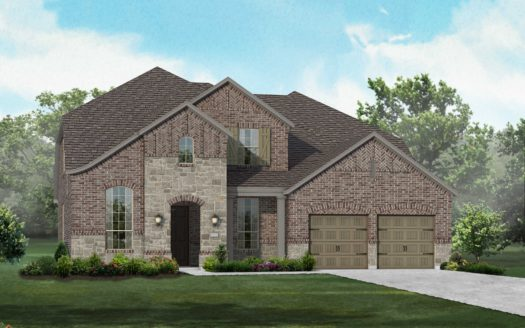 Highland Homes Star Trail: 65ft. lots subdivision 940 Shooting Star Drive Prosper TX 75078