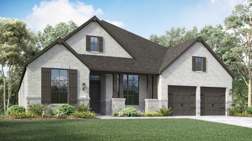 Highland Homes Sandbrock Ranch: Classic Series - 60ft. lots subdivision 1000 Bluestem Drive Aubrey TX 76227