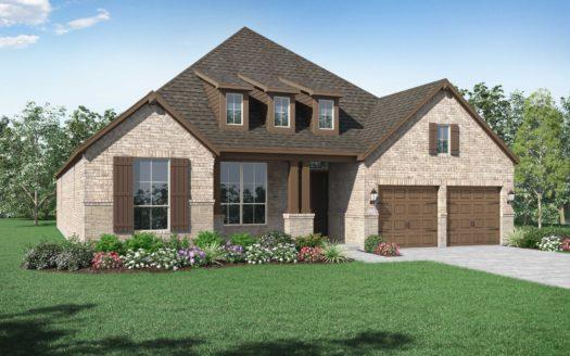 Highland Homes Viridian: 60ft. lots subdivision 1342 Viridian Park Lane Arlington TX 76005