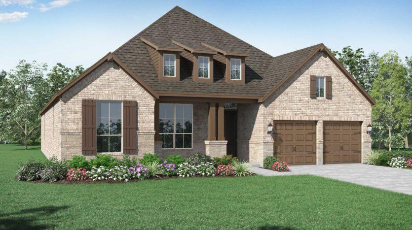 Highland Homes Mustang Lakes: 60ft. lots subdivision 3248 Alexandra Lane Celina TX 75009