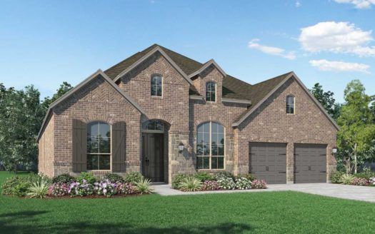 Highland Homes Liberty: Classic Series - 70ft lots subdivision 3705 Republic Trail Melissa TX 75454