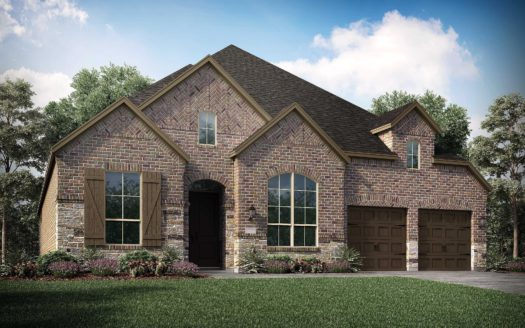 Highland Homes Liberty: Classic Series - 70ft lots subdivision 2529 Patton Drive Melissa TX 75454