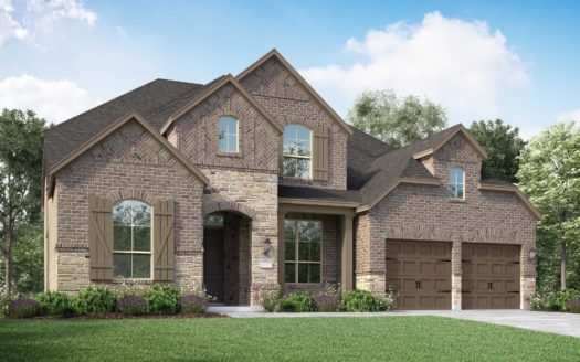 Highland Homes Lantana: Barrington - 60ft. lots subdivision 9204 White Birch Trail Lantana TX 76226
