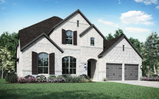 Highland Homes Union Park: 60ft. lots subdivision 5000 Union Park Blvd. Aubrey TX 76227