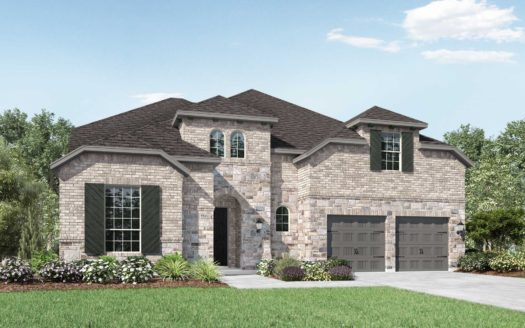 Highland Homes Viridian: 60ft. lots subdivision 1342 Viridian Park Lane Arlington TX 76005