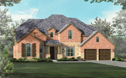Highland Homes Mustang Lakes: 74ft. lots subdivision 2701 Maverick Way Celina TX 75009