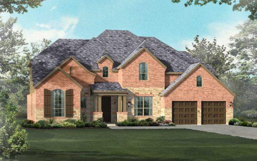 Highland Homes Wildridge: 70ft. lots subdivision 9705 Rubicon Trail Oak Point TX 75068