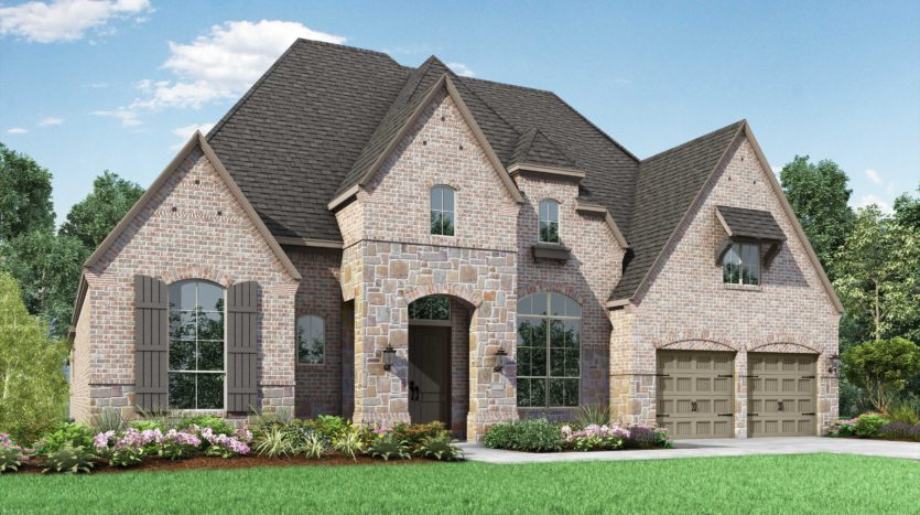 Highland Homes Cambridge Crossing: 74ft. lots subdivision 2509 Penshurst Court Celina TX 75009