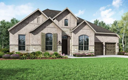 Highland Homes Sandbrock Ranch: 70ft. lots subdivision 1609 Cedar Berry Drive Aubrey TX 76227
