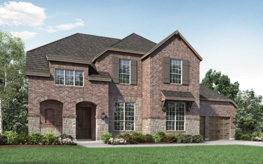 Highland Homes Sandbrock Ranch: 70ft. lots subdivision 1720 Ranger Road Aubrey TX 76227