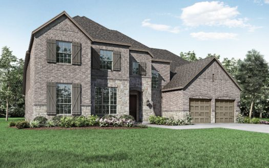 Highland Homes Cambridge Crossing: 74ft. lots subdivision 2237 Pinner Court Celina TX 75009