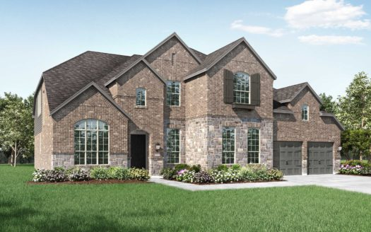 Highland Homes The Ridge at Northlake subdivision 1125 Orchard Pass Northlake TX 76226