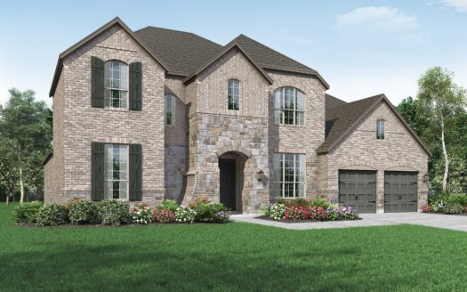 Highland Homes Edgestone at Legacy subdivision 6059 Manderlay Drive Frisco TX 75034