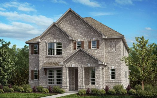KB Home Retreat at Stonebriar subdivision 9988 Sharps Rd. Frisco TX 75035