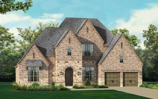 Highland Homes Wildridge: 70ft. lots subdivision 9705 Rubicon Trail Oak Point TX 75068