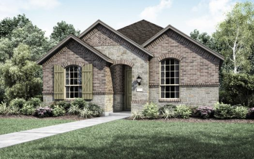 Highland Homes Trinity Falls: 40ft. lots subdivision 8329 Oak Island Trail McKinney TX 75071
