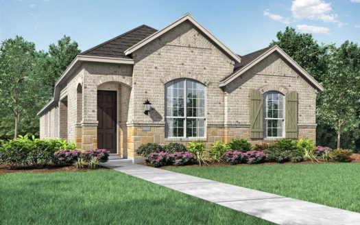 Highland Homes Trinity Falls: 40ft. lots subdivision 705 Lost Woods Way McKinney TX 75071