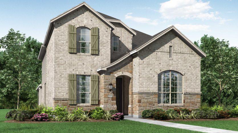 Highland Homes Viridian: 40ft. lots subdivision 1330 Viridian Park Ln Arlington TX 76005