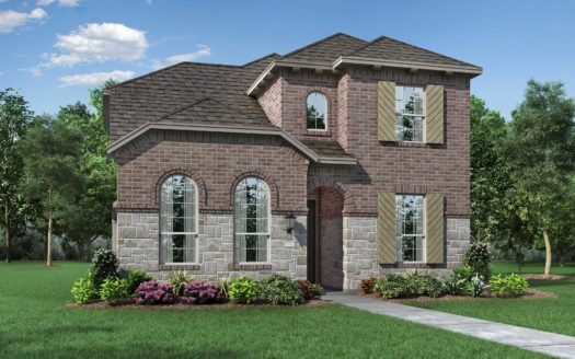Highland Homes Viridian: 40ft. lots subdivision 1511 Silver Marten Trail Arlington TX 76005