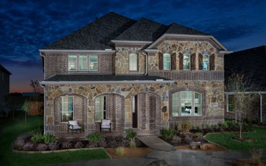 KB Home Retreat at Stonebriar subdivision 3638 Darcy Ln. Frisco TX 75035