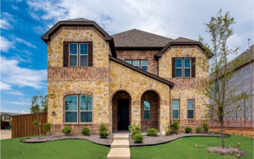 KB Home Retreat at Stonebriar subdivision 3521 Furrow Rd. Frisco TX 75035