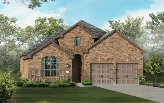 Highland Homes Trinity Falls: 50ft. lots subdivision 920 Lady Bird Drive McKinney TX 75071