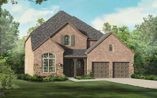 Highland Homes Windsong Ranch 60s subdivision 4470 Acacia Parkway Prosper TX 75078