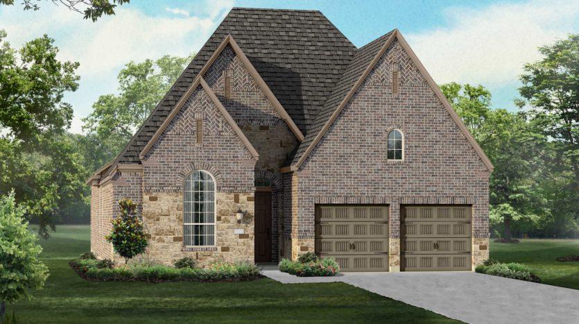 Highland Homes Trinity Falls: 50ft. lots subdivision 1009 Saffold Trail McKinney TX 75071