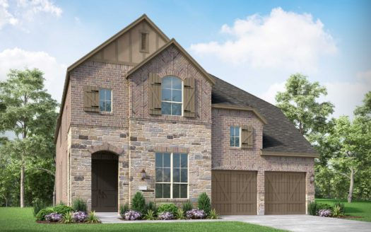 Highland Homes Star Trail: 55ft. lots subdivision 970 Gentle Knoll Lane Prosper TX 75078